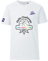 Offizielles SKILL-CHALLENGE Shirt 2021 inkl. Name