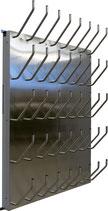 Schuhtrockner / Stiefeltrockner für 20 Paar elektrisch beheizt mit Gebläse