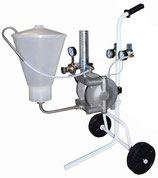 Kit Pompa verniciatura B24APD TANK Reg