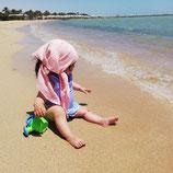 Sommertuch Musselin zum Binden Kinder