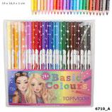 TOPModel Buntstift-Set 24 Farben