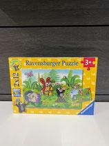 Ravensburger Puzzle 2x12Teile Gartenparty mit Freunden