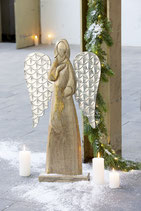 Großer Engel Isabella 88cm