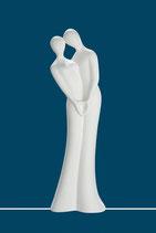 """GILDE Sculpture Paar """"Liebesträume"""""""