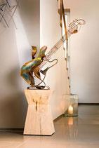 Gilde Gallery Kunstobjekt Kithara
