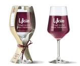 Weinglas Weisheiten