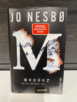 Jo Nesbo - Messer Ein Fall für Harry Hole
