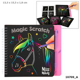 Miss Melody Mini Magic Scratch Book