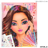 Create your TOPModel Make-Up Malbuch