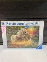 Ravensburger Puzzle 1000 Teile Mystisches Einhorn