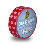 DUCK TAPE WASHI TAPE - HEARTS