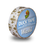 DUCK TAPE WASHI TAPE - GOLDEN LILY