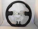商品名86&BRZ 前期モデル用 カーボン柄コンビハンドル Dシェイプ 新品 数量限定