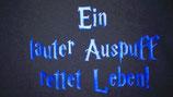 "Wilde Kerle-Shirt ""Ein lauter Auspuff rettet Leben!"""