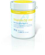 Vitamin D3 MSE 2.000 I. E. (50 µg) 90 Kapseln