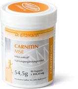 Carnitin mse 333,33 mg 90 Kapseln (54,5 g)
