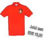 USCP Poloshirt rot, Herren - (01.0409)