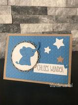 Elefäntli chlises Wunder blau