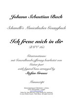 J. S. Bach - Ich freue mich in dir
