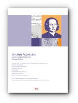 """Guitar Book """"Johann Pachelbel"""" (2012)"""