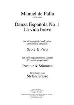 """Manuel de Falla """"Danza Española No. 1"""""""
