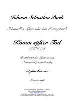 J. S. Bach - Komm süßer Tod