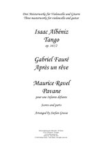 Albéniz, Fauré, Ravel