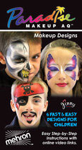 KIT MAQUILLAGE ARTISTIQUE - premium face painting kit