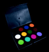 BOITIER PRO PLEIN/couleurs de base - FULL PRO PALETTE/basic colors
