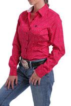 Damen Bluse von Cinch, bedruckt