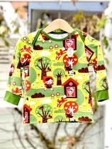 Babyshirt Rotkäppchen Gr. 74/80 (Bio)