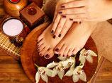 Gutschein für Fusspflege- Hand- und Nagelpflege