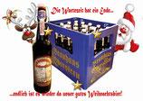 Oberstreuer Weihnachtsbier - wieder November / Dezember 2018 verfügbar