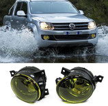 Kit Fendinebbia Anteriori Yellow Look VW Amarok 2010