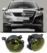 Kit Fendinebbia Anteriori Yellow Look VW Tiguan 5N 07-10