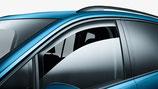 Deflettori Antiturbo Antipioggia Anteriori Mitsubishi Outlander 07-11