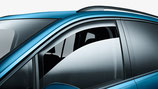 Deflettori Antiturbo Antipioggia Anteriori Dacia Duster 2 2018+