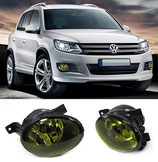 Kit Fendinebbia Anteriori Yellow Look VW Tiguan 5N 11-16