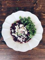 Rote-Bete-Feta Salat