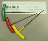 BONDHUS® - Kugelkopf-Schraubendreher mit T-Griff