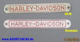 Namensschild / Name Tag