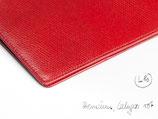 X47 A6 Timer Premium 3er Perlenstruktur, rot
