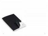 X47 A7 Notizen liniert - Umschlag s/w