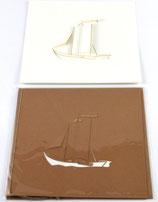 Credenza Karte Pfahlewer 15,5x15,5cm
