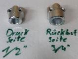 Satz Hydraulikflansche für Vivoil Motor