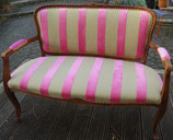 Chippendale Shabby Chic Canapee Sofa Edel!