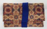 Kork Rot-Blau-Mosaik