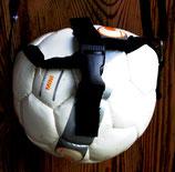 Balltasche aus einem Fußball!