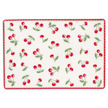 Greengate Brettchen  Cherry white Buttering Board