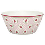 Grengate Schälchen Bowl small Strawberry pale pink Bamboo